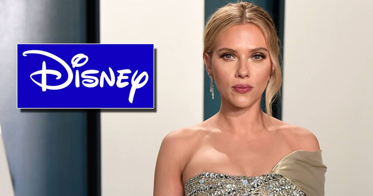 Scarlett Johansson Shocked With Disney 'Attacking Her Character'