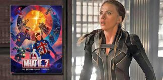 Scarlett Johansson To Not Reprise Black Widow For What If...?
