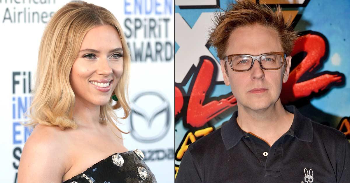 Scarlett Johansson's Battle With Disney Gets Reaction From James Gunn