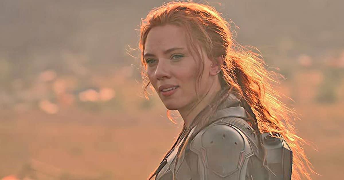 Scarlett Johansson's Black Widow Had A Different Ending & It Was Fulfilling