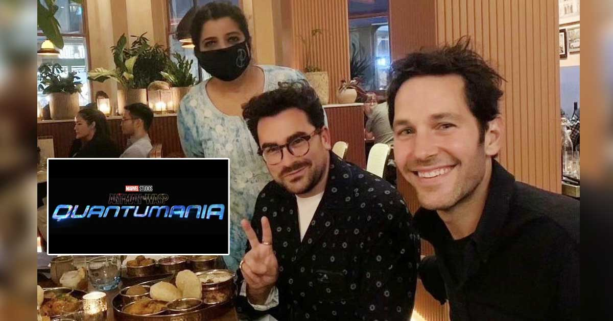 Is Schitt's Creek Fame Dan Levy Joining Paul Rudd In Ant-Man 3? Actors Enjoying Indian Thali Together Spark Rumours