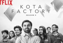 Season 2 of India's first B&W web-series 'Kota Factory' premieres on Sep 24