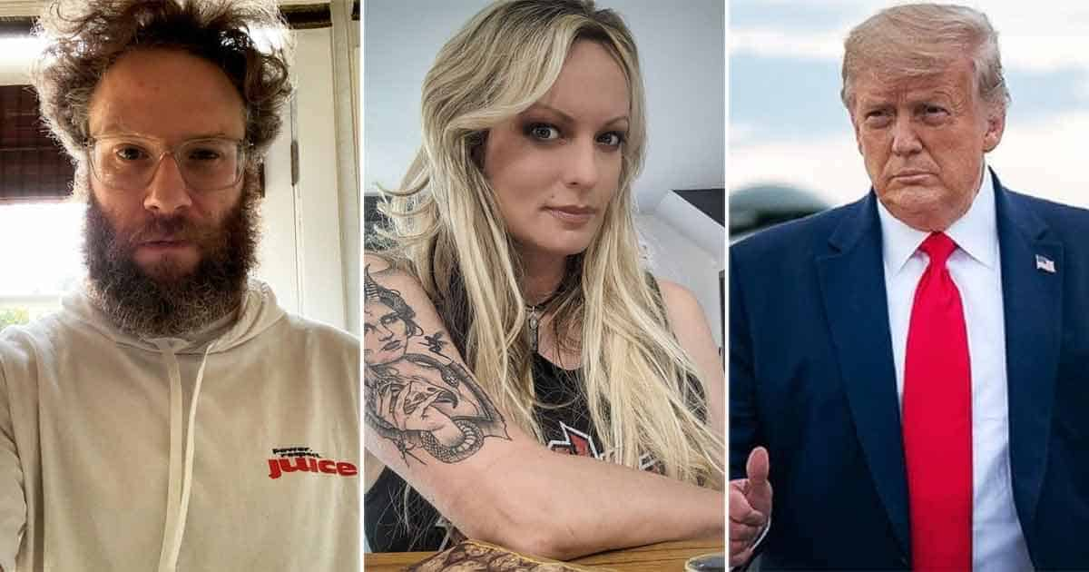 When Seth Rogen Revealed P*rn Star Stormy Daniels Confessing About Having S*x With Donald Trump