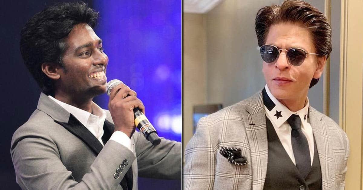 Shah Rukh Khan & Atlee Film's Shooting Update Update On Shah Rukh Khan's Next With Atlee
