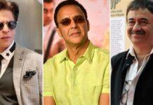 Shah Rukh Khan Continues His History Of Not Working With Vidhu Vinod Chopra Replacing Him In Rajkumar Hirani's Next?