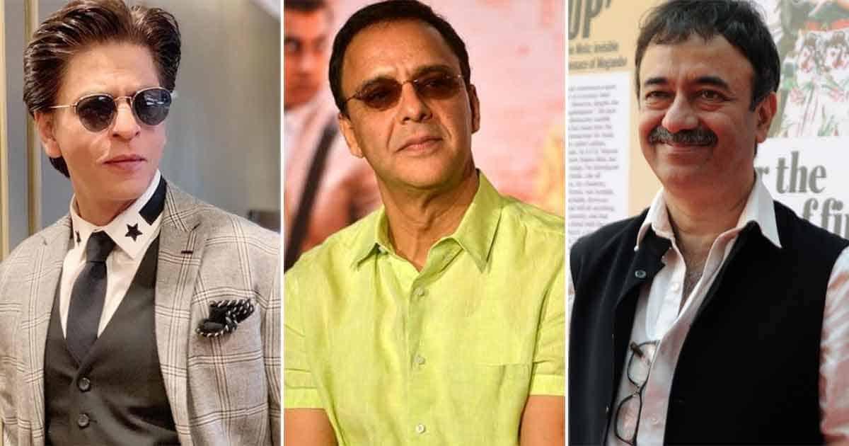 Shah Rukh Khan To Produce Rajkumar Hirani's Next?