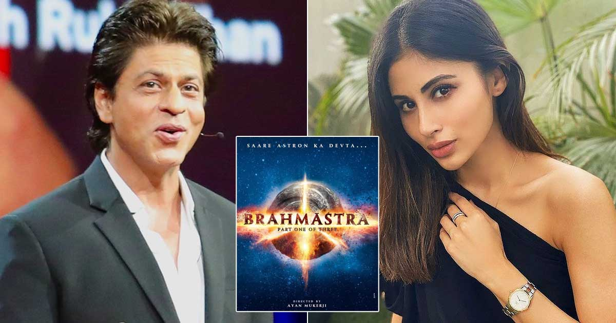 Shah Rukh Khan & Mouni Roy Character Details From Brahmastra