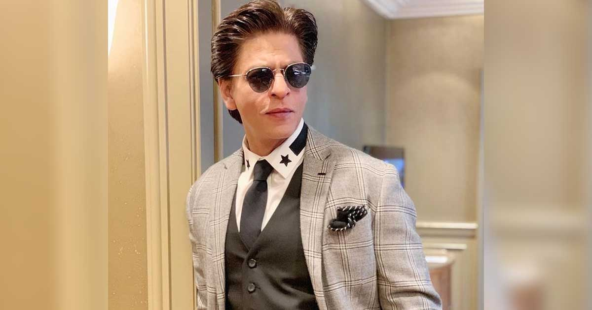 Shah Rukh Khan Once Recalled Spending Few Hours In Jail