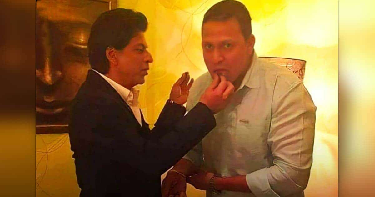 Shah Rukh Khan Pays This Enormous Salary To His Bodyguard!