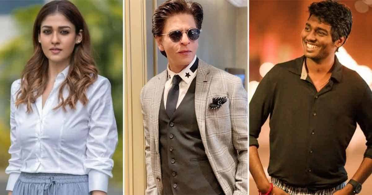 Shah Rukh Khan Shoots The Teaser For Atlee, Nayanthara's Next? Here's When It'll Release!