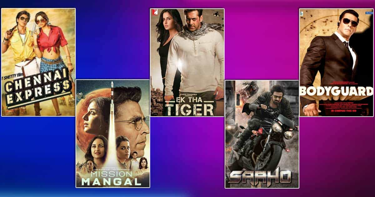 Shah Rukh Khan Tops Highest Box Office Grossers Of August
