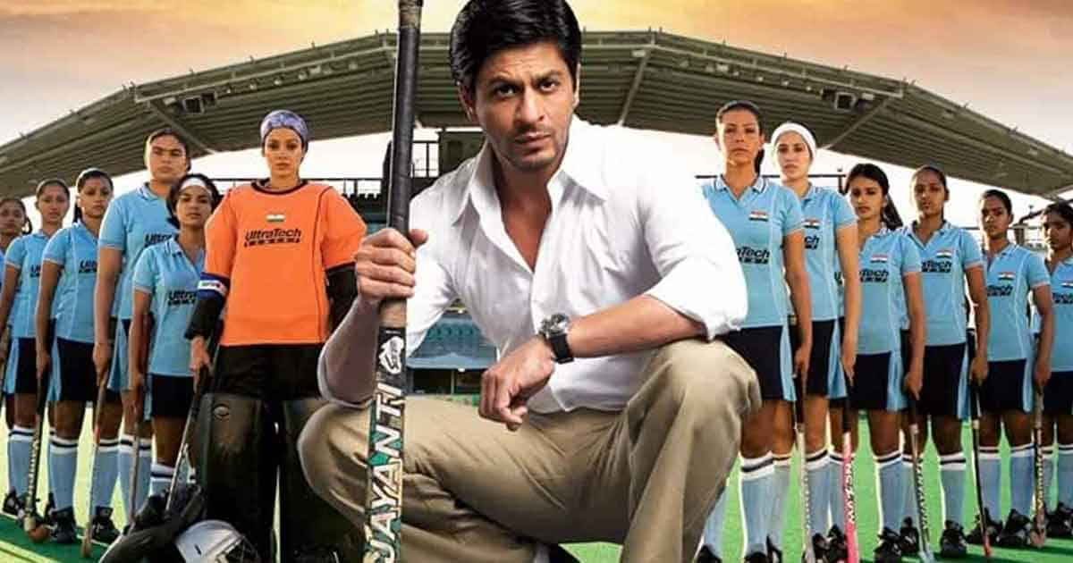 When Shah Rukh Khan's Film Chak De! India Released Hockey Sticks Outsold Cricket Bats