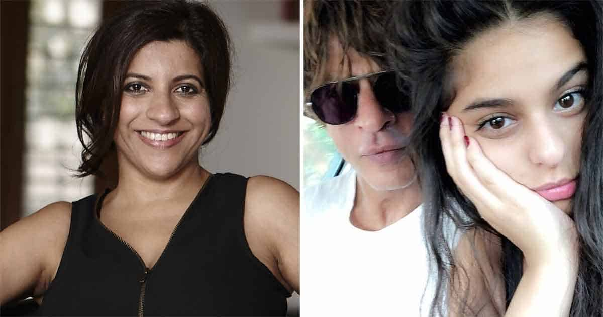 Zoya Akhtar Takes The Responsibility To Launch Shah Rukh Khan's Daughter Suhana Khan In Bollywood?