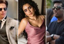 Shah Rukh Khan's Untitled Next With Director Atlee To Feature Dangal Girl Sanya Malhotra – Deets Inside