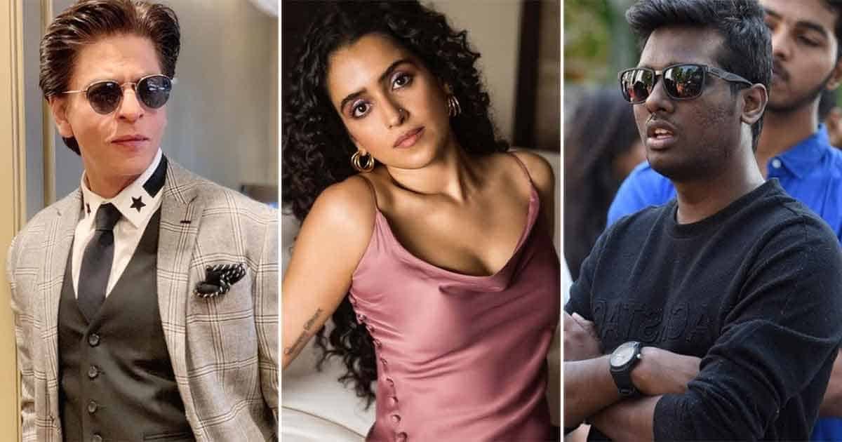 Sanya Malhotra Join The Cast Of Atlee's Next Featuring Shah Rukh Khan & Nayanthara