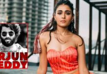 """Shalini Pandey On Arjun Reddy's 4th Anniversary: """"I Owe Everything To The Film"""""""