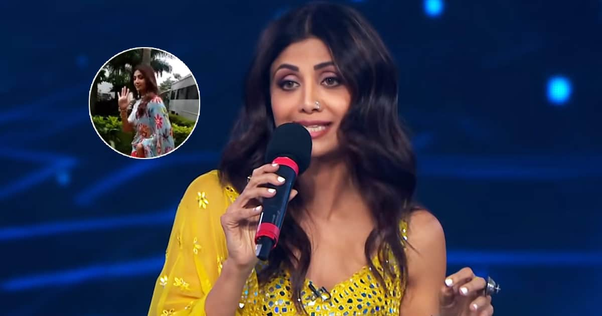 Shilpa Shetty back this weekend on 'Super Dancer Chapter 4'