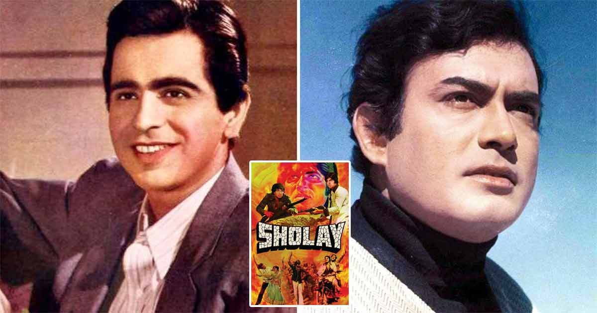 Sholay's Thakur Was First Offered To Dilip Kumar Before It Went Sanjeev Kumar's Way!
