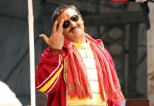 """""""Shooting a comedy is not just all fun and games and can occasionally sting too,"""" says Gulshan Grover"""