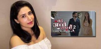 Shubhaavi Choksey joins cast of Ekta's 'Bade Acche Lagte Hain 2'