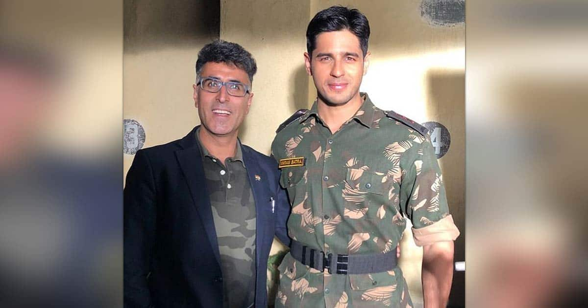 Sidharth Malhotra perfect for 'Shershaah' role, says Vikram Batra's brother