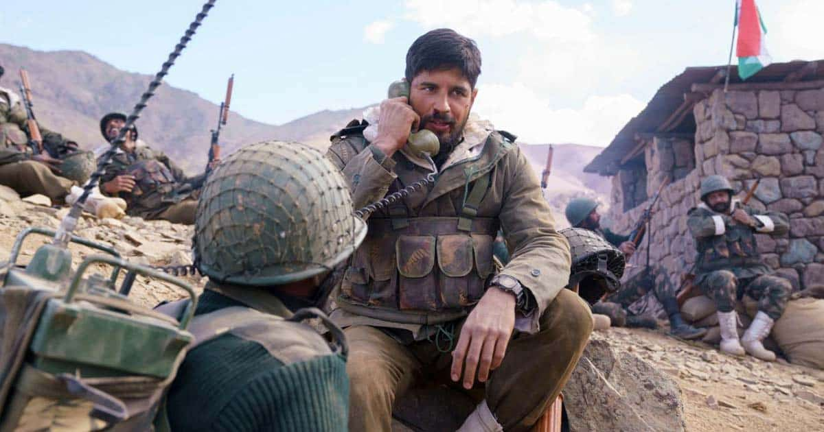 Sidharth Malhotra's dedication while shooting for Shershaah is applaudable
