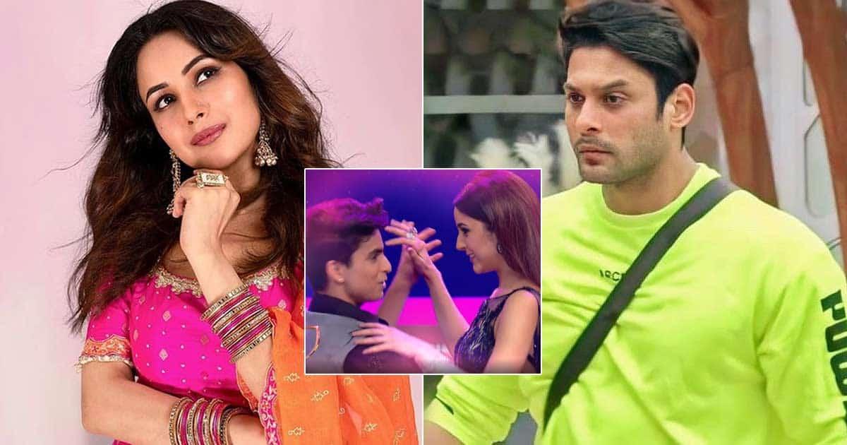 Sidharth Shukla Schools Dance Deewane 3 Contestant Who Flirts With Shehnaaz Gill