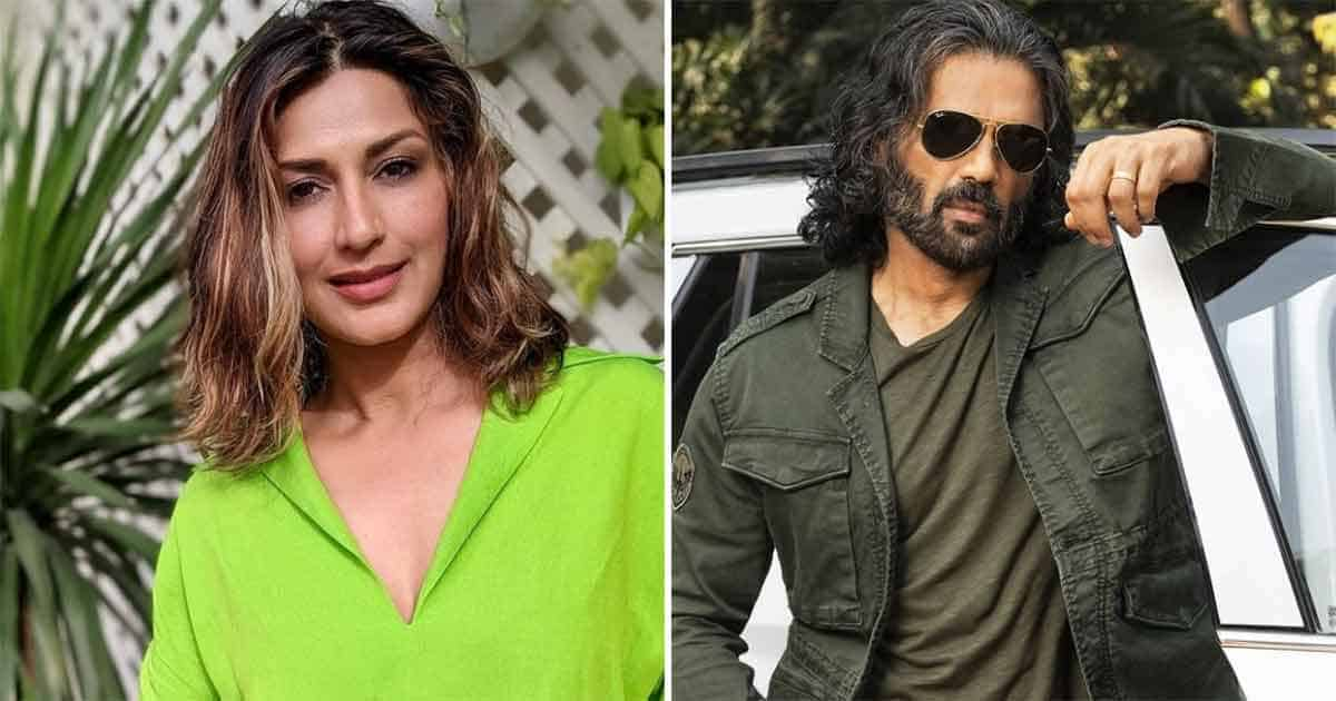 Sonali Bendre Once Opened Up On Rumours Of Her Relationship With Suniel Shetty