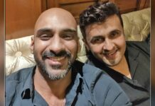 Sonu Nigam offered his personal gym to Sahil Khattar