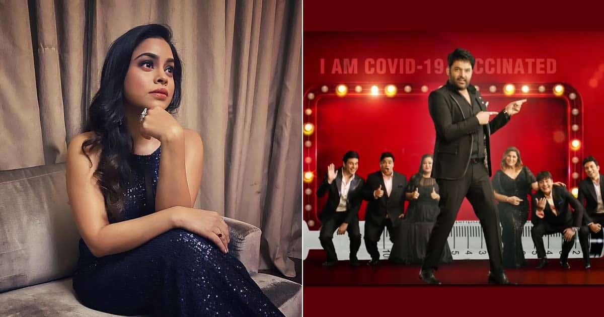 Sumona Chakravarti Was Missing From The Kapil Sharma Show Promos Because Of This Reason?