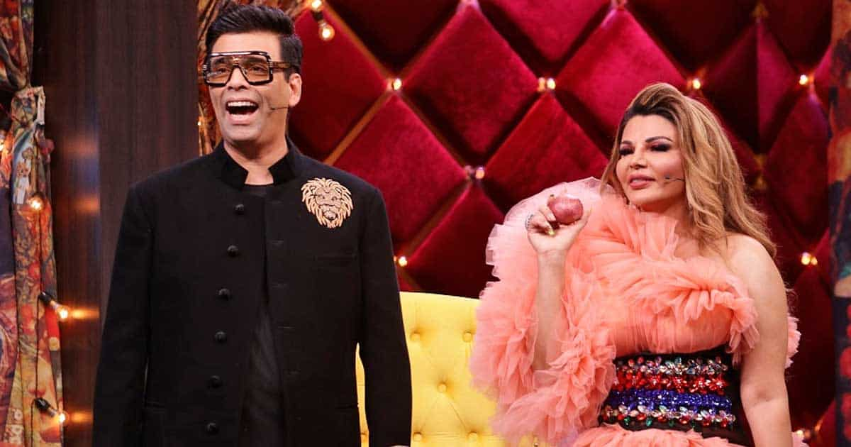 Sunday ka Vaar - Bigg Boss OTT: Two contestants evicted in the second week !!  Zeeshan is punished by presenter Karan Johar !!  Rakhi Sawant and Hina Khan set the stage on fire !!