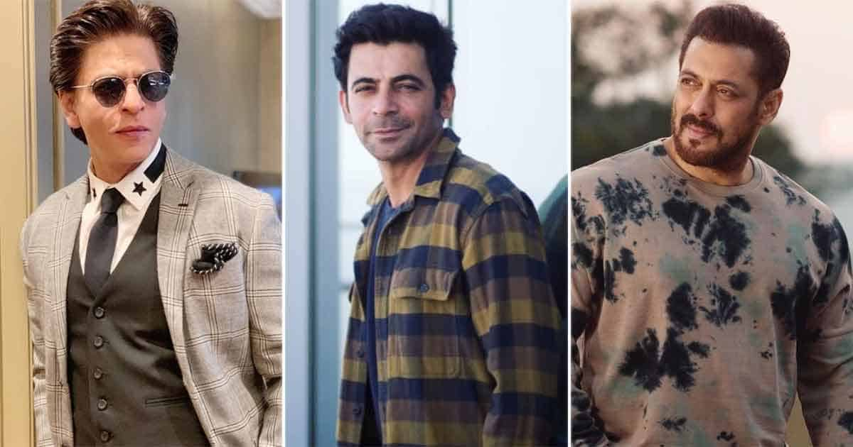 Sunil Grover Post Rocking With Salman Khan In Bharat, Joins Shah Rukh Khan In Atlee's Next, Read On!
