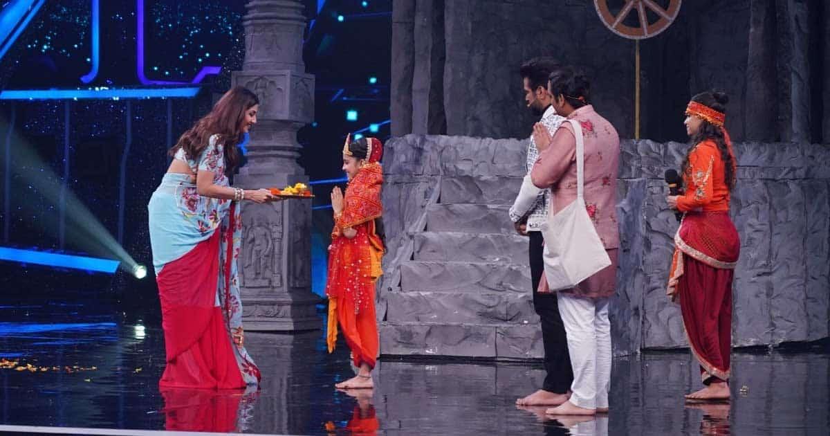 'Super Dancer Chapter 4': Shilpa to perform 'kanjak pooja' for contestant