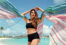 Surbhi Chandna ramps up her glam quotient