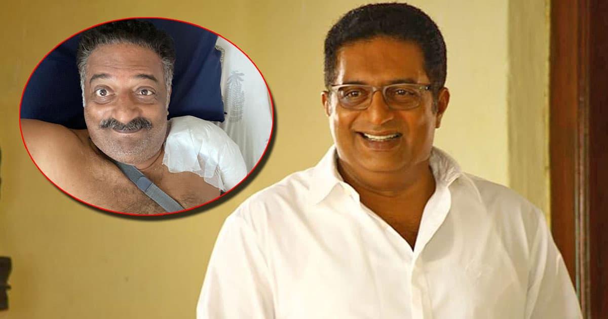 Surgery successful, will be back soon: Prakash Raj