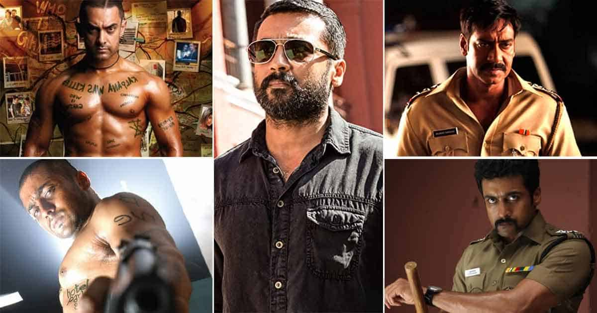 Suriya Is 'One Man Army' As Bollywood, After Aamir Khan & Ajay Devgn, For The 3rd Time Might Cast A Fresh Actor For His Film's Hindi Remake