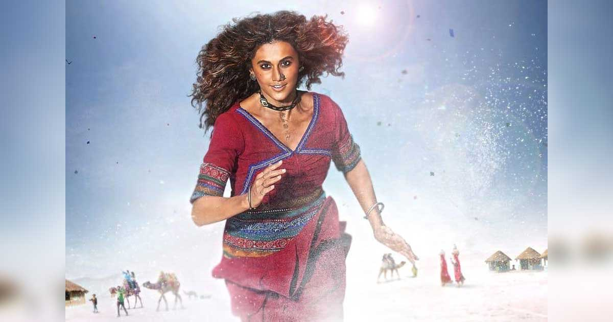 Taapsee Pannu Starrer Rashmi Rocket To Premiere On Zee 5? Read On For More Details