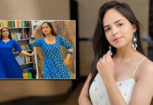 Taarak Mehta Ka Ooltah Chashmah's Nidhi Bhanushali Is A Sight To Behold As She Dances On Lata Mangeshkar's 'Piya Tose Naina Laage Re' - See Video