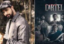 Tanuj Virwani injures himself on sets of 'Cartel'