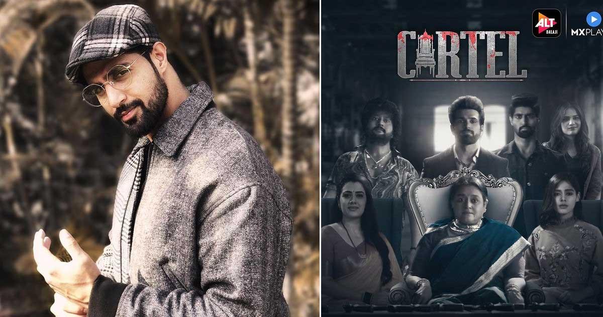 Tanuj Virwani Recalls Continue Shooting 'Cartel' Despite Slitting His Finger With A Pocket Knife