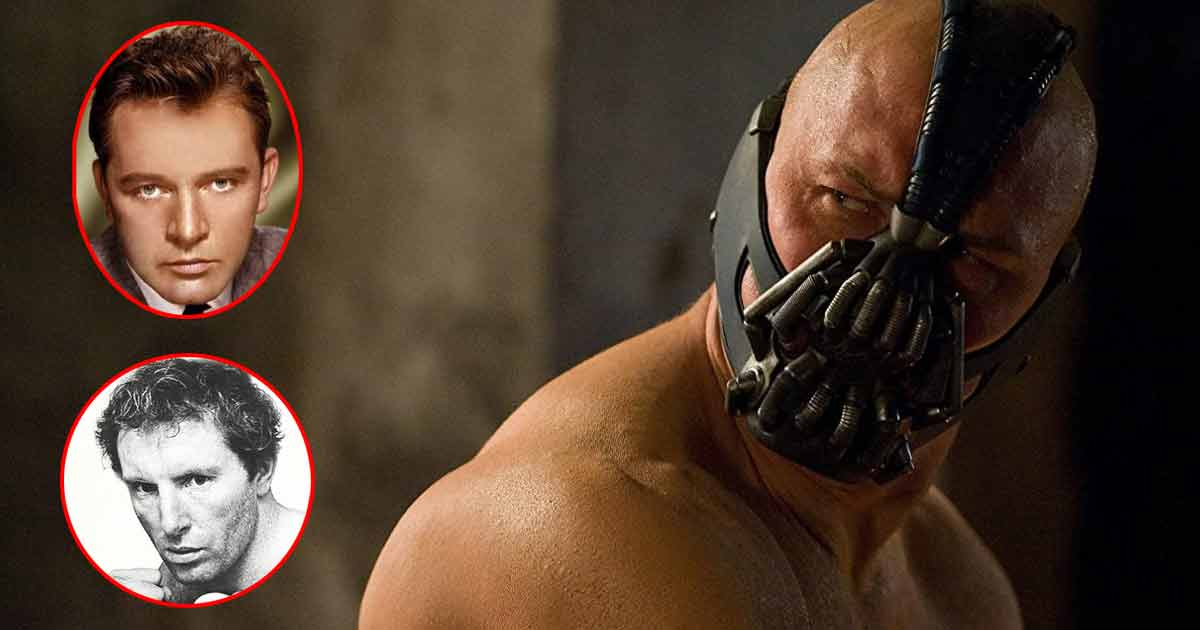 The Dark Knight Rises: Tom Hardy Makes Revelation About Bane's Voice