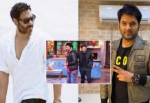 "The Kapil Sharma Show: Ajay Devgn Jokes ""Feb Mein Show Bandh, March Mein Bachha"", Comedian Replies ""Shooting 9 Mahine Se..."" - See Video"