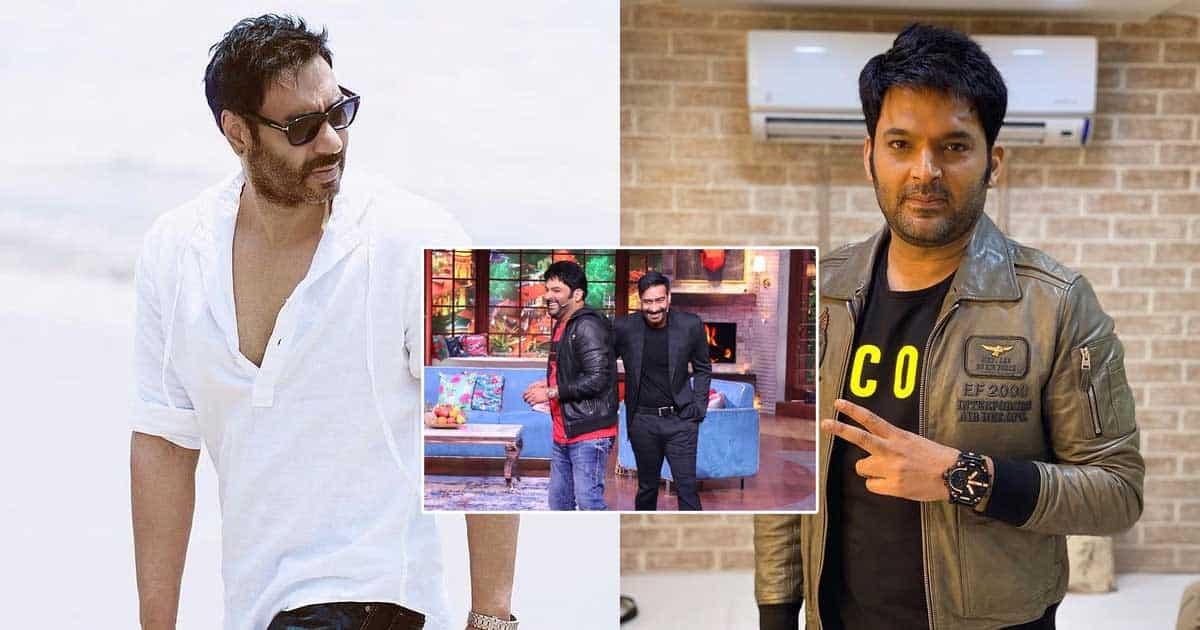 The Kapil Sharma Show: Ajay Devgn Jokes