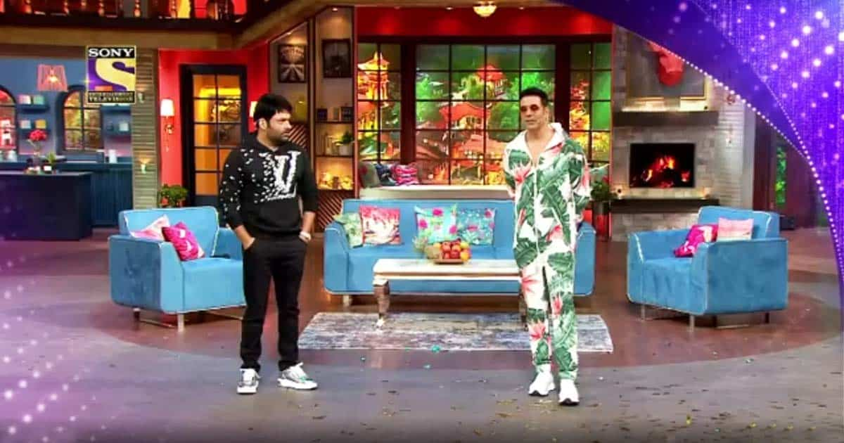 The Kapil Sharma Show: Akshay Kumar & Ajay Devgn Are All Set To Kick Off The Show With Fun & Humour!