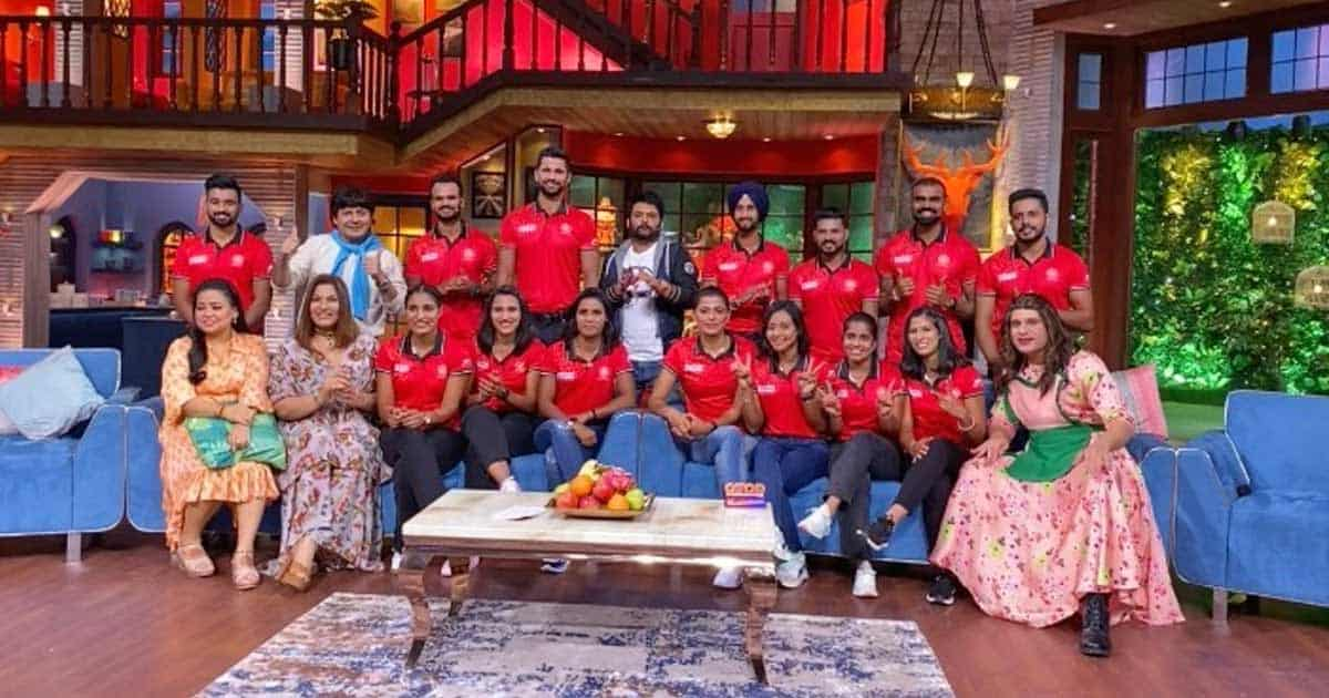 The Kapil Sharma Show: Champs From The Indian Hockey Team Pull Host & Others Legs! It's Hillarious