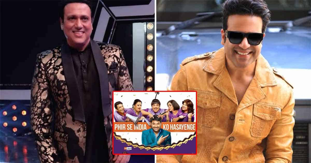 The Kapil Sharma Show: Govinda To Grace The Show To Take Fun Laughter Ride A Notch Ahead
