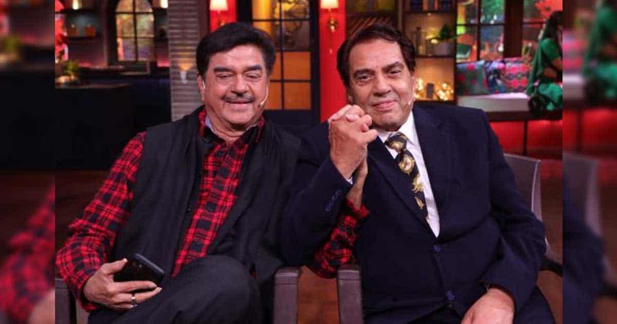 The Kapil Sharma Show: Shatrughan Sinha Calls Dharmendra The 'Badshah Of Romance'