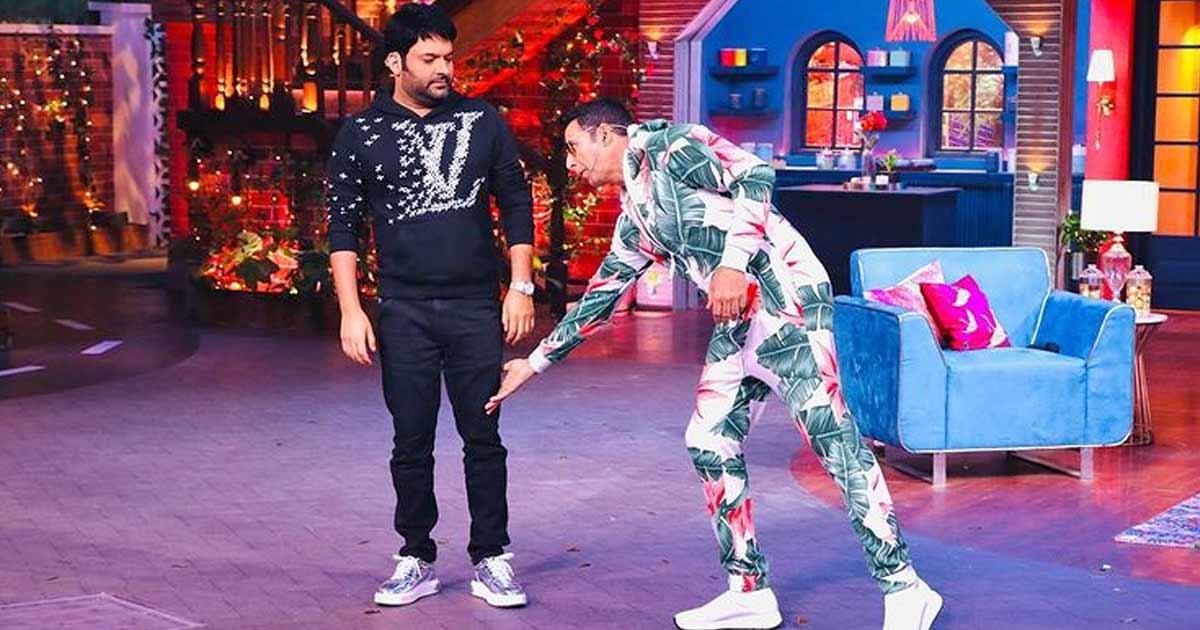 The Kapil Sharma Show: Witness Akshay Kumar & Kapil's Instagram Banter