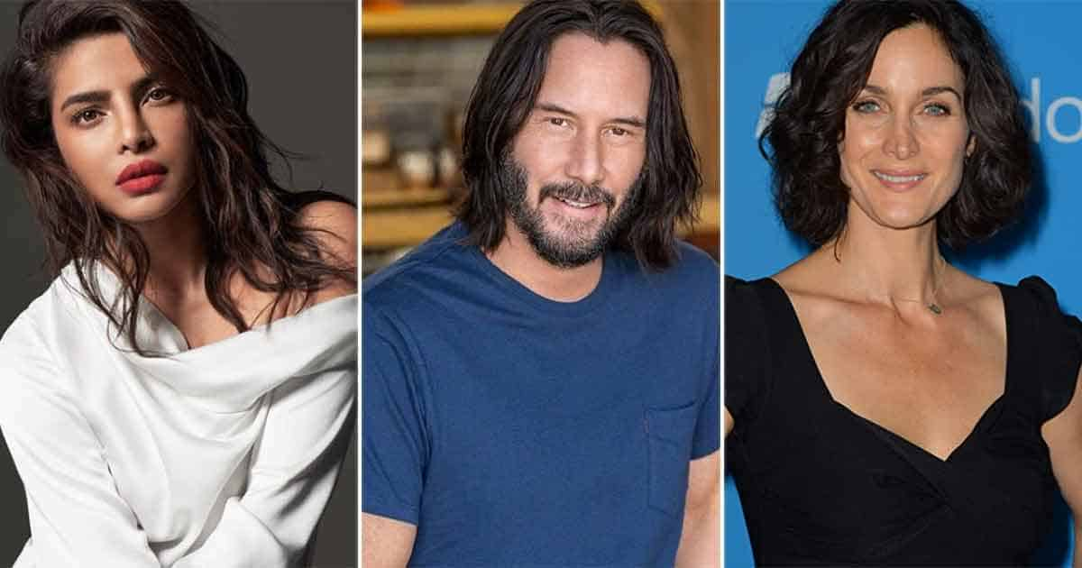 'The Matrix: Resurrections' trailer with Priyanka, Keanu Reeves unveiled
