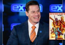 The Suicide Squad Fans Get A Surprise By John Cena At Early Screening of The Film
